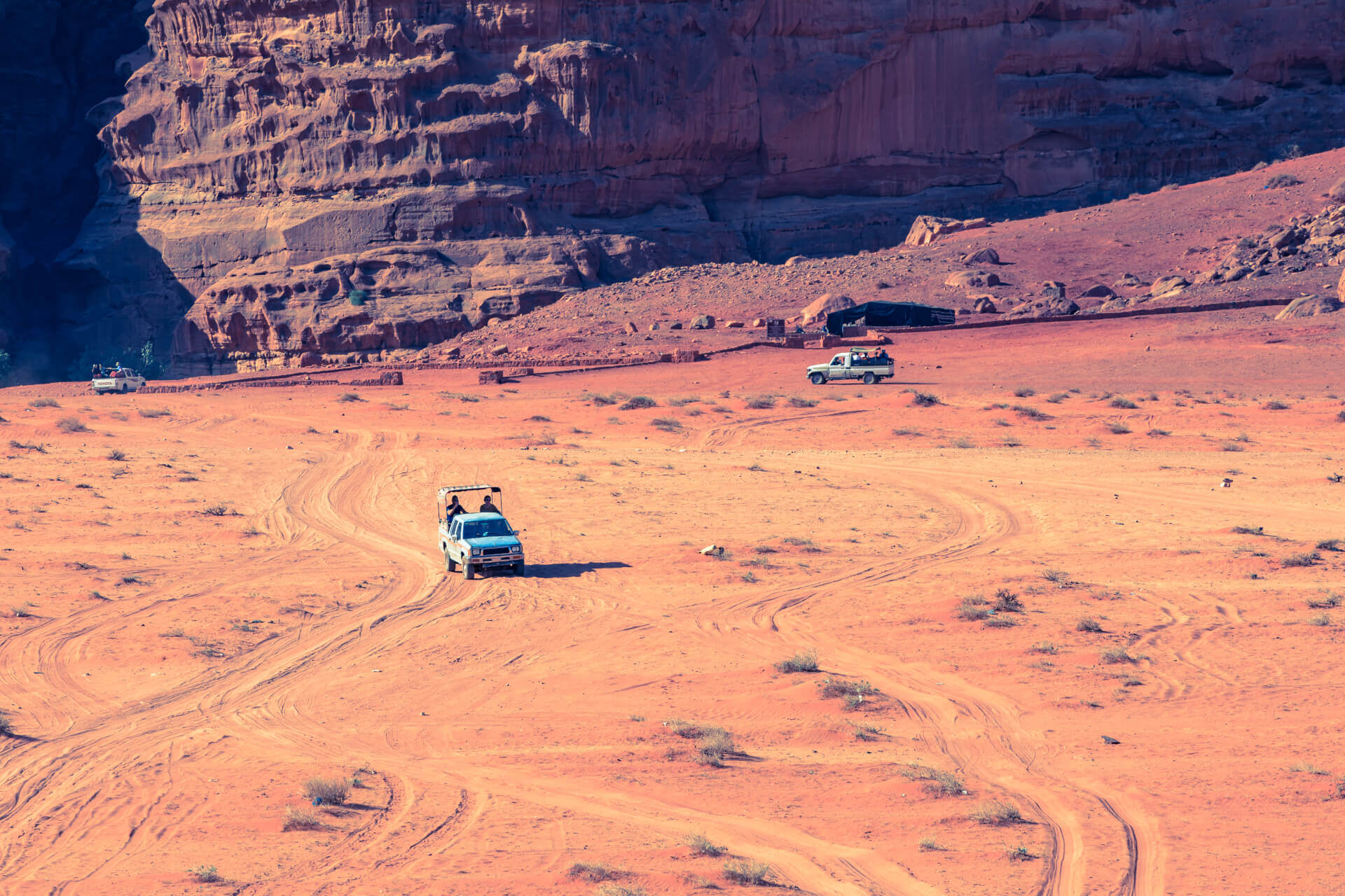 Best of Wadi Rum | 2 days [ Overnight & Tour & Meals ]