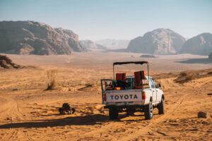 wadi rum bedouin campsite tours